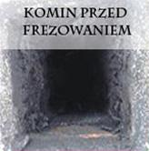 kominprzedfrezowaniem Frezowanie kominów